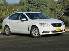 2014 Holden Commodore VF MY14 Evoke White 6 Speed Sports Automatic Sedan Strathalbyn Alexandrina Area Preview