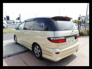 2001 Toyota Tarago 7 seats Gold Automatic Wagon