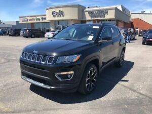 2018 Jeep Compass NAV LEATHER SUNROOF