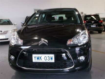 2011 Citroen C3 A5 Exclusive Black 4 Speed Automatic Hatchback Fyshwick South Canberra Preview
