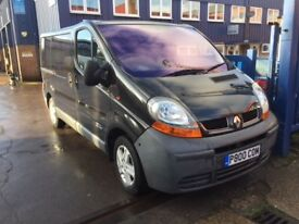 Renault Trafic, Low Mileage, AC, Alloys No VAT Great Condition