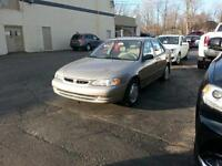 2000 Toyota Corolla Very Clean CERTIFIED and E-tested
