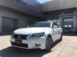 2013 Lexus GS 350 AWD, No Accidents, Navigation, Heated Steering