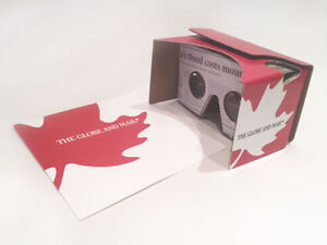 Custom Branded/Printed Google Cardboard for your next Promotion
