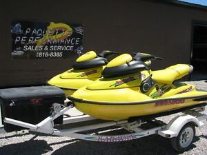 MATCHING 1997 SEADOO XP 800, SEA DOO, TAG# 363,381