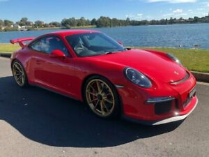 2015 PORSCHE 911 991 GT3 Five Dock Canada Bay Area Preview