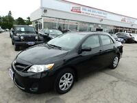2011 Toyota Corolla,CERTIFY 3 YEARS  P-T WARRANTY AVAILABLE