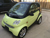 Safetied 2006 Smart Fortwo CDI Pulse