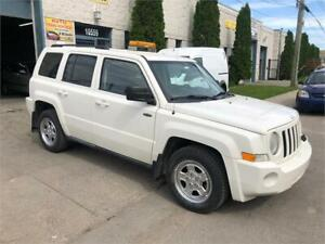 2010 JEEP PATRIOT 4X4 NORTH EDITION(4 CYL)/AUT/AC/MAGS/GR-ELECT!