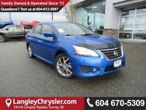 2013 Nissan Sentra 1.8 SV <B>*ACCIDENT FREE*AIR CONDITIONING*<b>