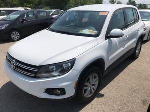 2014 Volkswagen Tiguan, prix 12995$, 99$/bi-mensuel 0$ comptant