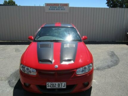 1999 Holden Special Vehicles Clubsport Vtii Red 4 Speed Automatic Sedan Windsor Gardens Port Adelaide Area Preview