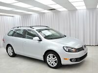 2011 Volkswagen Golf TDi TURBO DIESEL WAGON