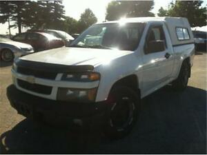 2010 Chevrolet Colorado LT, 5 speed manual, single cab, Low KM's