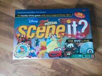 Disney Scene it? 2nd Edition DVD Game
