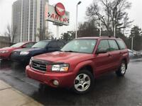 2003 Subaru Forester XS   CERTIFIED   LEATHER LOADED Kitchener / Waterloo Kitchener Area Preview