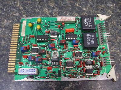Elox Corp. 320017-006 Servo Assy Is Repaired With A 30 Day Warranty