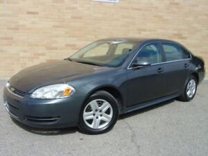 2011 Chevrolet Impala LS. WOW!! Only 105000 Km! Loaded!