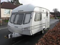 Lunar Meteroite caravan £695