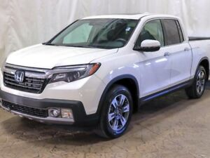2018 Honda Ridgeline Touring 4WD w/ Navigation, Leather