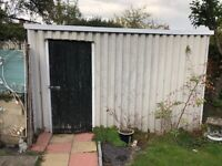 Free Metal Shed for grabs....