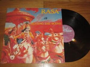 "a4 vinyl 12"" RASA ( Visnupada ) SETTING THE SCENE Lotus eye records - Italia - a4 vinyl 12"" RASA ( Visnupada ) SETTING THE SCENE Lotus eye records - Italia"