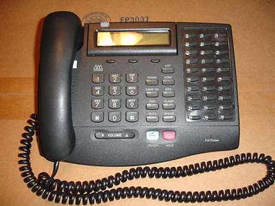Vodavi Xts 30 Botton Executive Display Full Duplex Speaker Phone Model 3017-71