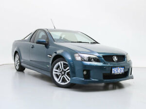 2009 Holden Commodore VE MY09.5 SV6 5 Speed Automatic Utility