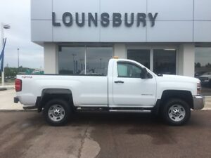 2015 Chevrolet Silverado 2500HD Built After Aug 14 WT