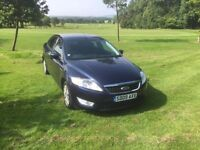 09 Ford Mondeo 2.0 Diesel long Mot £1999
