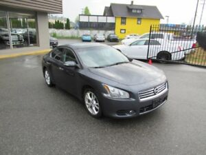2012 Nissan Maxima PANORAMIC SUNROOF