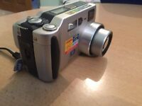 Very Neat Sony DSCS75 Cyber-shot 3MP Digital Camera w/ 3x Optical Zoom must collect