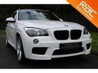2014 14 BMW X1 2.0 XDRIVE18D M SPORT 5D 141 BHP DIESEL