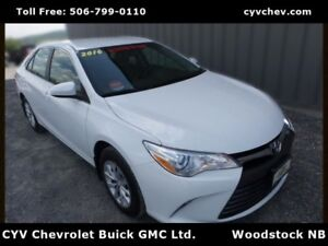 2016 Toyota Camry LE - $9/Day - Touch Screen & Rear Camera