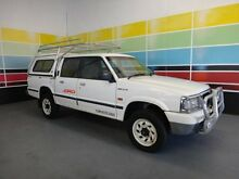 1998 Mazda B2500 (4x4) White 5 Speed Manual 4x4 Wangara Wanneroo Area Preview
