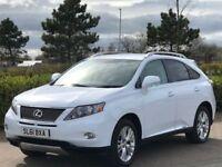 LEXUS RX 3.5 450H SE-I 5d AUTO 249 BHP (white) 2011