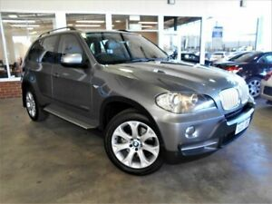 2009 BMW X5 E70 MY09 xDrive 35D Grey 6 Speed Auto Steptronic Wagon St James Victoria Park Area Preview