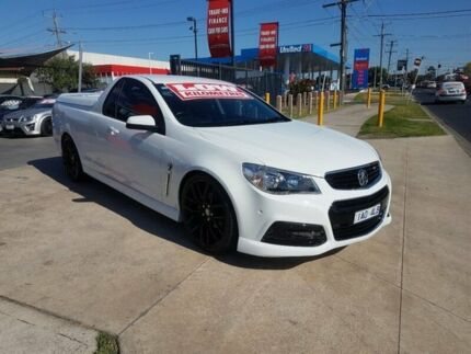 2013 Holden Ute VF SV6 6 Speed Automatic Utility