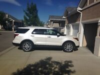 2011 Ford Explorer Limited SUV, Crossover
