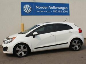 2013 Kia Rio LOADED - NAV - LEATHER - SUNROOF