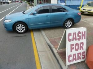 2010 Toyota Camry ACV40R 09 Upgrade Altise Blue 5 Speed Automatic Sedan Southport Gold Coast City Preview