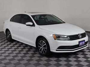 2016 Volkswagen Jetta Sedan w/SUNROOF, HEATED SEATS, TINT, BACKU