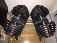 Bowflex 1090i dumbbells