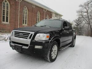 2007 Ford Explorer Sport Trac Limited - ONLY 126KM