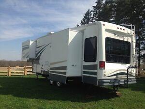Fifth wheel RV camper for sale - Glendale Titanium