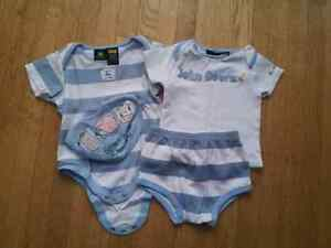 John Deere 6-9 month Boys Outfit Peterborough Peterborough Area image 1