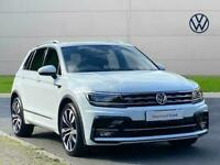 2017 Volkswagen Tiguan 2.0 Tdi 190 4Motion R-Line 5Dr Dsg Auto Estate Diesel Aut