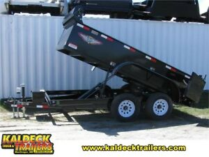 H&H 10' Dump Box Special! Only 2 Available!