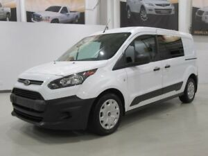 Ford Transit Connect XL w-Dual Sliding Doors 2015