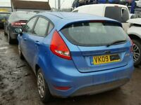 2012 2014 Breaking Spares Fiesta ST2 MK7 MK8 engine mounting bracket head intake manifold bumper abs